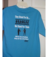 They Stood For Us...We Stand For Them 2020 The Year of The Nurse T-Shirt... - $12.00