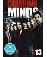 Criminal Minds The Complete 13th Season DVD Brand New - $14.95