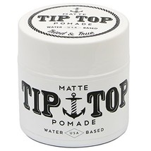 Tip Top Matte Water Based Medium Hold Pomade 4.25oz - $27.73