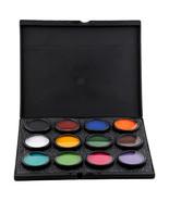 Mehron Paradise Deluxe Style A 12 Color Palette 1.4 oz  - $135.96