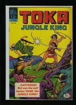 Toka #3 VF 1965 Dell Comic Book - $15.83
