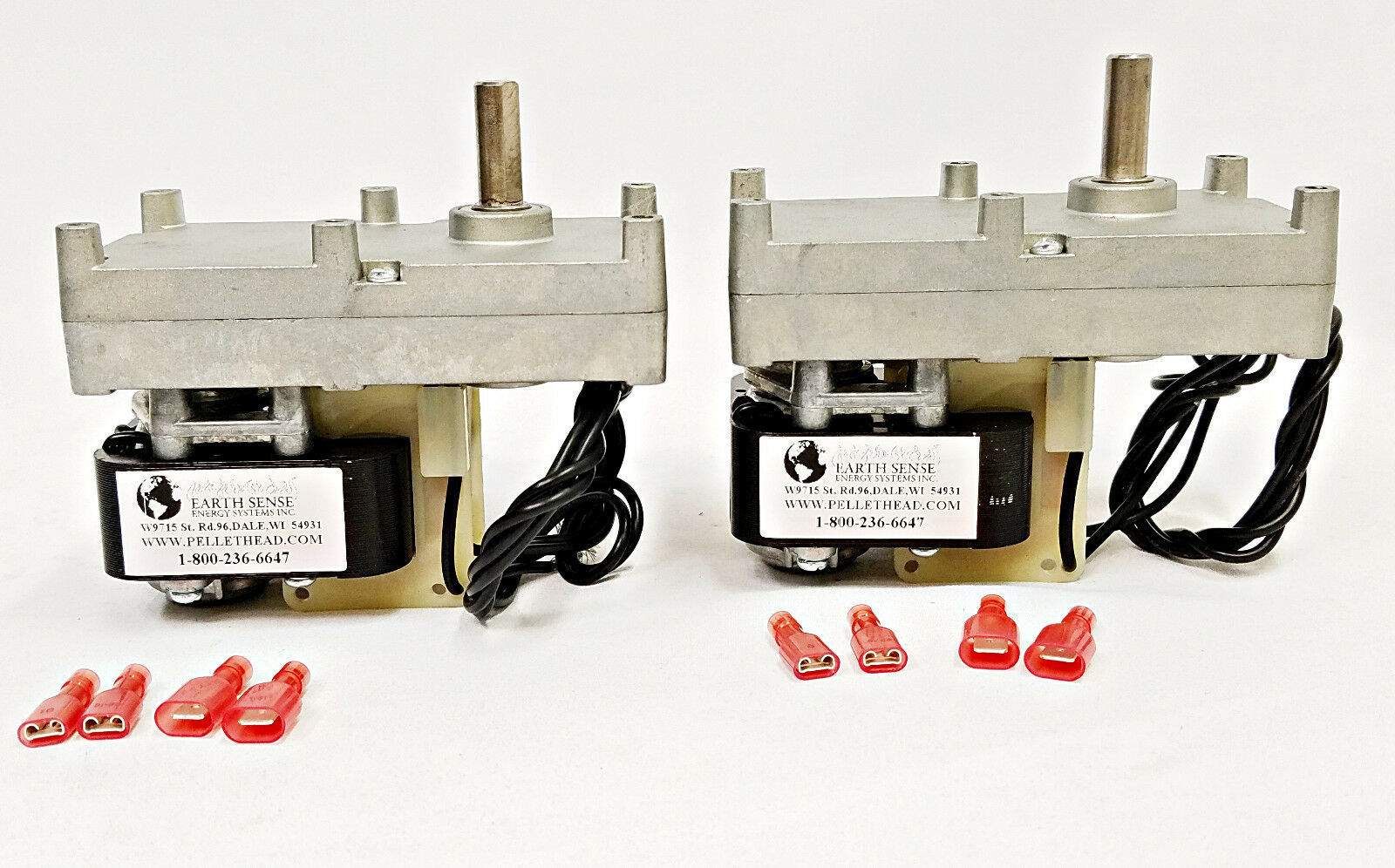 Whitfield Auger Motor Pellet Stove Feed Fuel Motor H5886