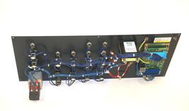 FANUC A05B-2045-C122 OPERATOR PANEL W/ A20B-1003-0040/02B BOARD, TH1346 METER image 2