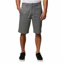 NEW!! Hang Ten Men's Stretch Fabric Walk Shorts Grey image 2