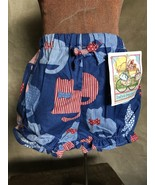 New INFANT Girls CATS Bloomers Bubble Shorts DIAPER COVER Baby's Baggage... - $19.23