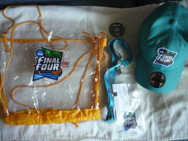 NCAA Final Four 2019 Volunteer Hat Bag lanyard pin - $38.00