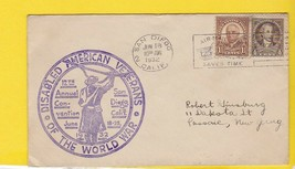 DISABLED AMERICAN VETERANS OF THE WORLD WAR SAN DIEGO CA JUNE 18,  1932  - $1.98