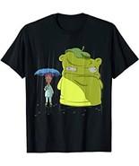 Bob's Burgers Louise & Kuchi Kopi Rain Portrait T-Shirt - $14.99