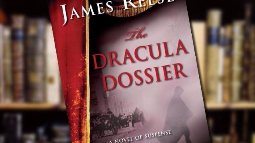 The Dracula Dossier by James Reese (2008, Hardcover)