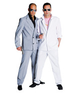 "80's Deluxe Miami Vice , ""Tubbs"" - Grey  Suit - $41.94"