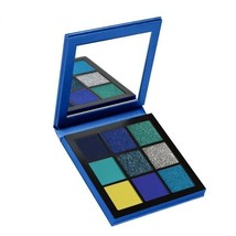 BRAND NEW HUDA BEAUTY Obsessions Eyeshadow Palette – SAPPHIRE 100% Authe... - $25.75