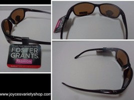 Foster Grant Fashion Sunglasses NWT 100% UVA UVB Protection Black - $12.99