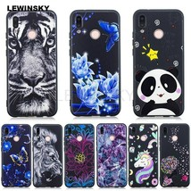 Fashion Painted TPU Case On Honor 7C 7A Pro 9 lite Case For Huawei Mate ... - $3.31+