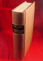 Outlines Of Comparative Physiology Louis Agassiz  1851 first edition - $166.26