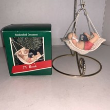 Hallmark Keepsake Ornament TV Break 1989 - $5.00