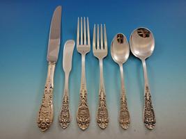 Southern Grandeur by Easterling Sterling Silver Flatware Service 8 Set 59 pcs - $2,795.00