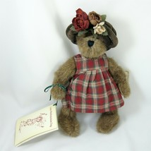 Boyds Bears Lizzie Wishkabibble Signed Tag Investment Collection - $29.69
