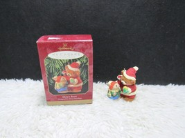 1999 Mary's Bears, Hallmark Keepsake Christmas Tree Ornament - $5.95