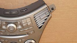 06 Subaru Tribeca B9 Heater Climate Control Dash Air Vents Info Stereo Faceplate image 6