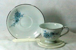 Noritake 1971 #6656 Sonnet Cup And Saucer - $6.23