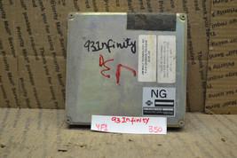 1993 Infiniti J30 Engine Control Unit Ecu A18A89K52 Module 350-4F1 - $18.49