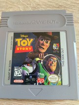 Nintendo GameBoy Disney's Toy Story image 1