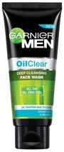 Garnier Men Oil Clear Deep Cleansing Face Wash 50 gm - $6.14
