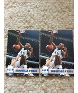 2- 1993-94 Skybox NBA Hoops Shaquille O'Neal #155 Card Mint PSA Gradable - $9.95