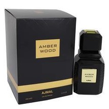 Ajmal Amber Wood Perfume By Ajmal 3.4 oz Eau De Parfum Spray For Women - $108.50