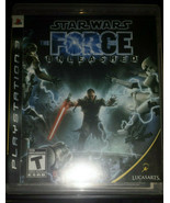 Star Wars The Force Unleashed BLUS30144 PS3 [Mint Condition] [CIB] - $19.86 CAD