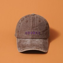 100% Cotto Men Summer Washed Baseball Cap  Denim Caps Napback Male Glof ... - $14.32 CAD