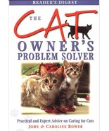 The Cat Owner's Problem Solver  : Bower - New Softcover @ZB - $13.81