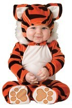 "Infant/Toddler ""Tiger Tot"" TigerCostume Fits 18-24 Months - $39.55"