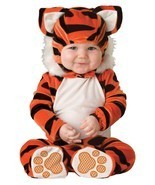 "Infant/Toddler ""Tiger Tot"" TigerCostume Fits 18-24 Months - $759,67 MXN"