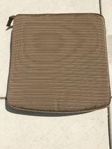 Outdoor Glider Elisabeth Patio  Cast Aluminum Bench Furniture Desert Bronze image 6