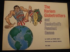 The Harlem Globetrotters A Vtg. 1976 Scholastic Softcover Book   - $8.00