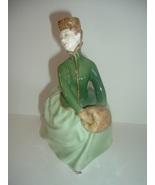 Royal Doulton HN 2318 Grace Ice Skater Lady Figurine - $42.89