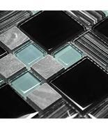 Rectangular Lattice - 3-Dimensional Mosaic Decorative Wall Tile(6PC) - $85.49