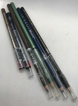Wet n Wild Eyeliner NYC Coloricon Kohl(6)Blue,Mink Brown,Taupe,Copper,Na... - $20.36