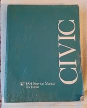 1994 Honda Civic Service Manual First Edition (OEM 9/1993 61SR302) - $48.33