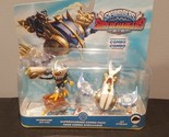 Skylanders Superchargers Hurricane Jet Vac JetStream NEW Supercharged Combo Pack