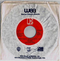 Eddie Rabbit Crystal Gayle Your And I 45 rpm Record B All My Life All My... - £7.26 GBP