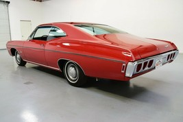 1968 Chevrolet Impala (red) Poster 24x36 inch   wall decor - $18.99