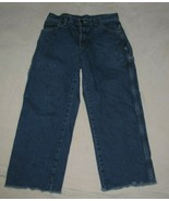 Mens Jeans size 30 x 26 Dickies Blue Denim Carpenter - $19.79