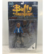 "Buffy The Vampire Slayer Buffy 5.5"" Figure Exclusive Signed Clayburn Moore - $72.55"