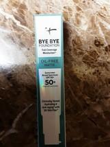 "It Cosmetics Bye Bye Foundation Full Coverage Moisturizer - Matte SPF50+ ""Light"" - $24.99"