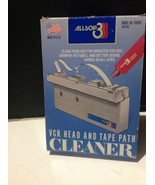 VCR Head Cleaner For VHS Allsop 3 Better Picture And Sound New In Box - $14.85