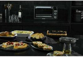 Calphalon Quartz Heat Countertop Oven, Stainless Steel, TSCLTRDG1 NIOB image 4