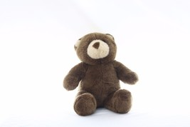"Build a bear workshop plushie stuffed animal toy doll brown teddy 13"" - $11.88"