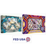 Snorlax GX Box + Gengar EX Box POKEMON TCG Collection Sealed Booster Packs - $49.99